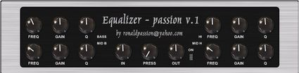 Ronald Passion EQ V1.0 Freeware