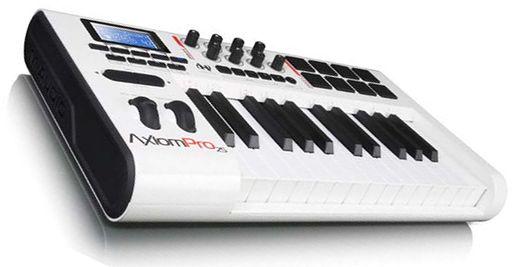 M-Audio Axiom Pro Masterkeyboard + Controller 25 Tasten Variante