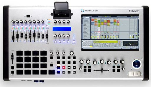 OpenLabs DBeat Allinone Lösung für die Audio Produktion