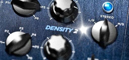 VarietyOfSounds Density mk 2 Kompressor Plugin