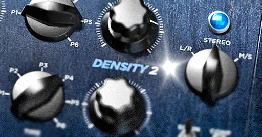 VarietyOfSounds Density mk 2 Kompressor Plugin