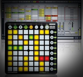 Ableton / Novation Launchpad