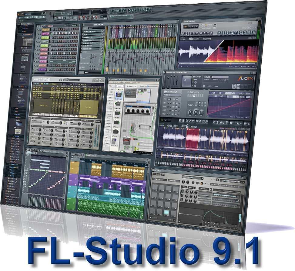 ImageLine FL-Studio 9.1 Update