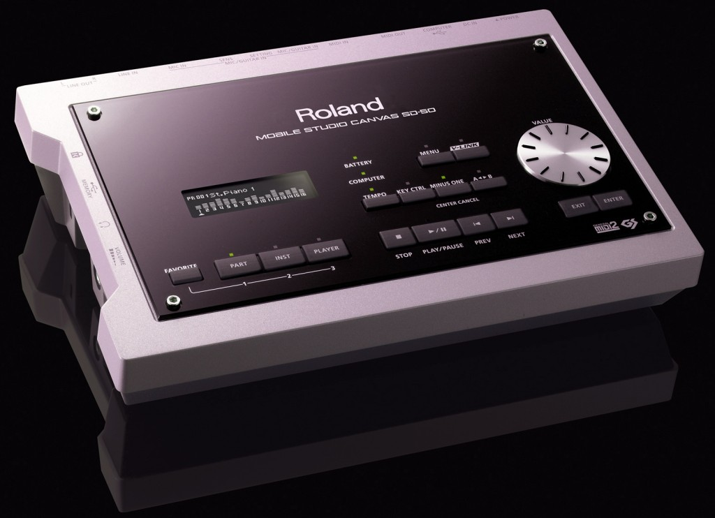 Roland Roland Mobile Studio Canvas