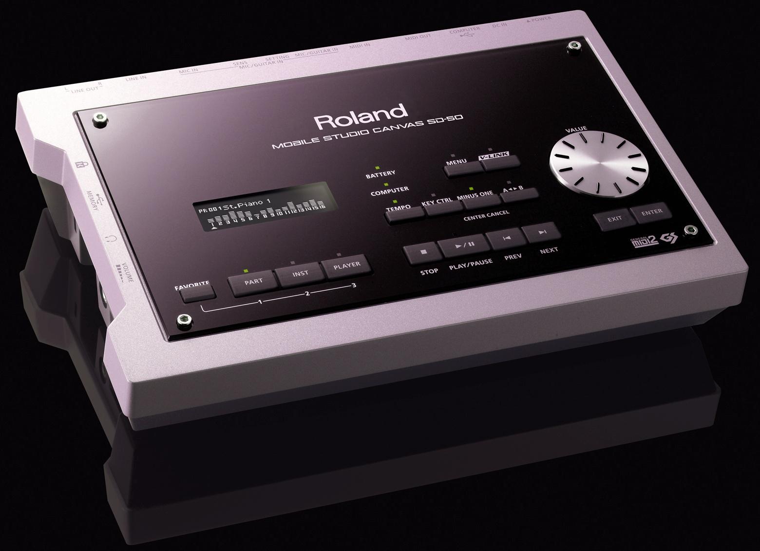 Roland Roland Mobile Studio Canvas