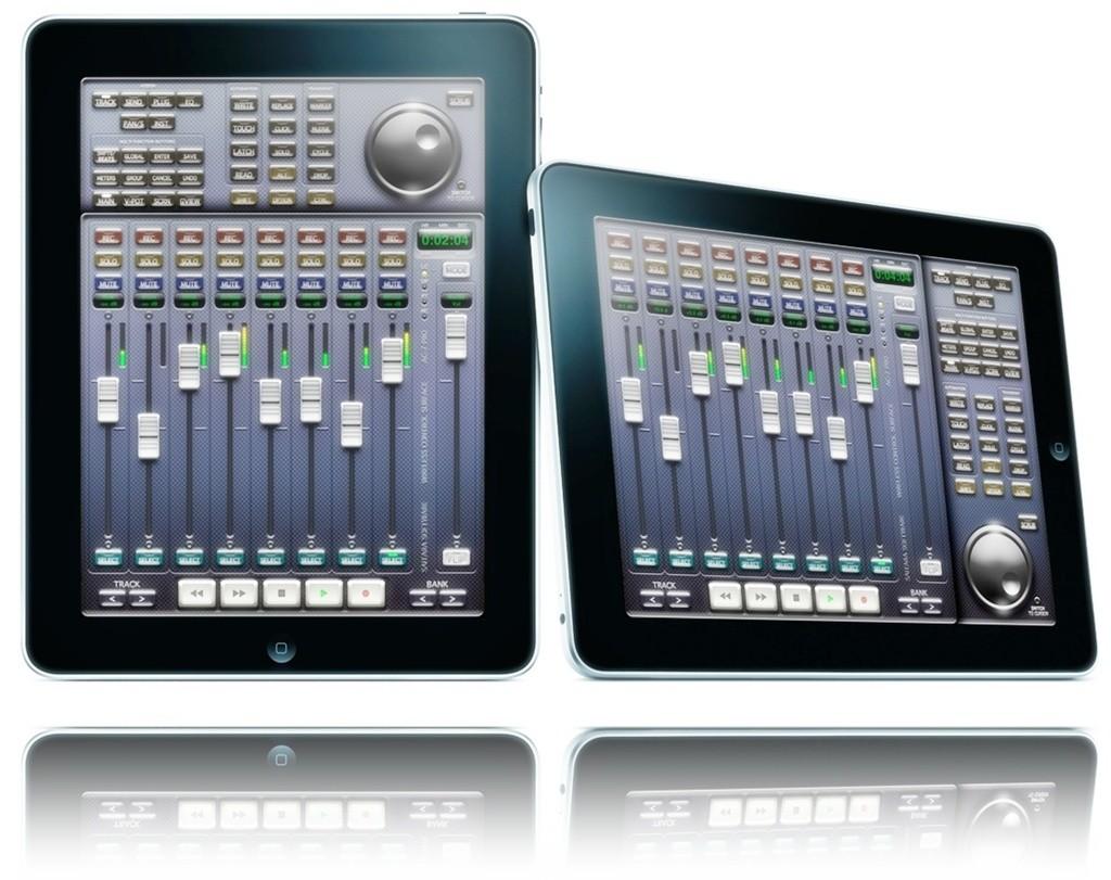 Anwendung, die Kontrolle über jede DAW bietet über das iPhone, kündigte AC-7 Pro, eine erweiterte Version der Anwendung, aber dieses Mal für die IPAD Apple wird seine offizielle Eröffnung am 3. haben April.