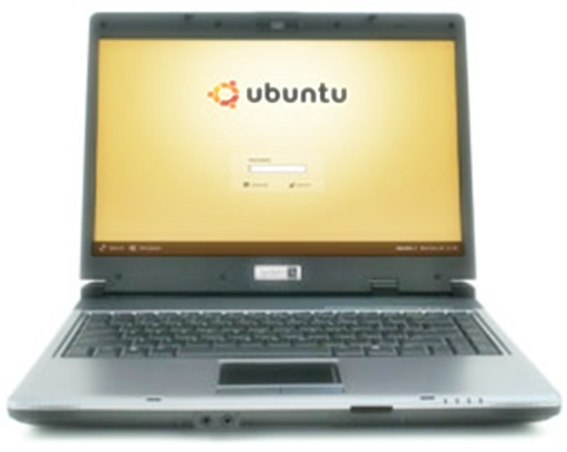 Laptop Ubuntu