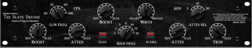 Antress Modern BlackDragon Free VST Plugin