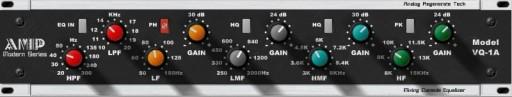 Antress Modern ConsoleEQ Free VST Plugin