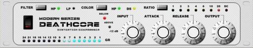 Antress Modern Deathcore Free VST Plugin