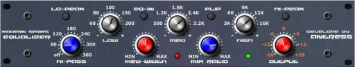 Antress Modern Equalizer Free VST Plugin