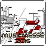 Musikbiz Lounge & Congress auf der Musikmesse 2015