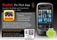 Kodak PicFlick für Android