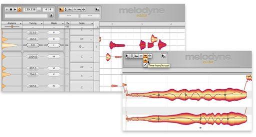 Melodyne editor 2.0