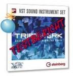 Test - Steinberg Cubase 6 - HAlionSonic - Vst Instrument - Triebwerk