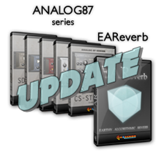 EAReckon Analog87 Series Update