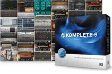 Native Instruments KOMPLETE 9 und neuer Synthesizer MONARK