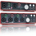 Focusrites Scarlett-Serie erweietert: Scarlett 6i6 und 18i8 USB-Audio-Interfaces