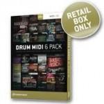 TOONTRACK Release:  Drum MIDI 6 Pack