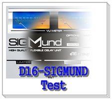 SIGMUND-Ausgangssektion