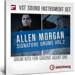Steinberg neues Signature Drum Set für Groove Agent ONE