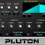 Gratis Synth Plugin zum Wochenende, PLUTON von B. Serrano