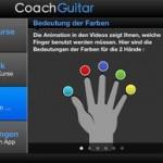 Coach Guitar – Einfach und schnell Gitarre lernen mit iPad und iPhone