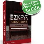 Toontrack SuperSonderAngebot EZKeys Upright Piano 70% Preisnachlass