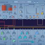 Der semi-modulare Synthesizer Aalto für die Hälfte
