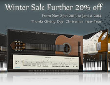 Amplesounds_Holiday_Sale