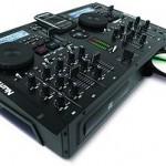Neu: NUMARK CDMIX Dual CD-Player mit Wiedergabe über Bluetooth