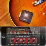 JamUp Plug HD von Positive Grid ein iPad & iPhone Audiointerface für Gitarre und Bass