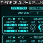 After XMAS, ein paar Geschenke für Euch aus dem Netz gefischt,T-Force Alpha Plus Trance Synthesizer
