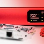 Neu: Focusrite RedNet D16 AES – 16 Kanal AES3 I/O für Dante-Audio-Netzwerke