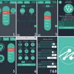 Kickstarterprojekt Mogees Kontaktmikrofon mit interessanter App
