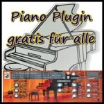 Gutes Piano Plugin n 32bit und 64bit VST auch für MAC, gratis
