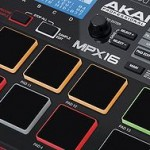 MUSIKMESSE 2014: AKAI PRO kompakter Sample-Player MPX16
