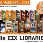 Toontrack: Alle einzelnen EZX-Libraries  50% OFF