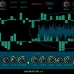 Abstractor VST Synth Plugin mit 2 eingebauten StepSequenzern, gratis