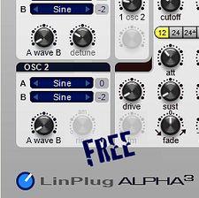 LinPlug Alpha3-AB