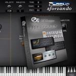Sforzando von Plogue, ein Sampleplayer mit einem feinen Soundpaket, gratis