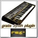 REZ 3 von UGO Audio, ein feiner Synth mit massenhaft Presets, gratis!