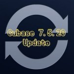 Cubase 7.5.20 neues Wartungsupdate
