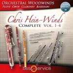 Chris Hein Winds, orchestrale Holzbläser für KONTAKT