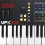 AKAI Masterkeyboards MPK249 und MPK261 jetzt erhältlich