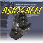 ASIO4ALL – Asio Treiber auch ohne Asio Audiointerface