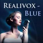 RealiVox BLUE von REALTONE, die Sängerin aus dem Rechner.