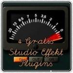 De la Mancha stellt 4 kommerzielle Studio Plugins nun gratis zur Verfügung