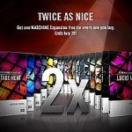 Native Instruments Sonderaktion: TWICE AS NICE MASCHINE Expansions