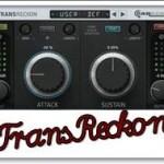 Transienten Designer Plugin von EaReckon, der TransReckon
